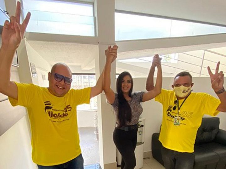 Elialdo Silva é reeleito na Paraíba com mais de 90% dos votos